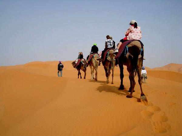 voyage maroc en famille